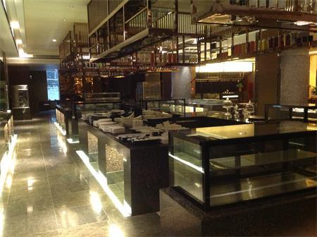 卡威尔全日制餐厅厨房工程